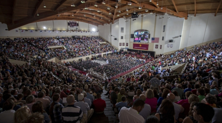 EKU C&E Commencements