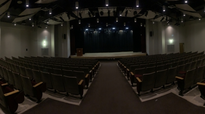 O'Donnell Stage Pano